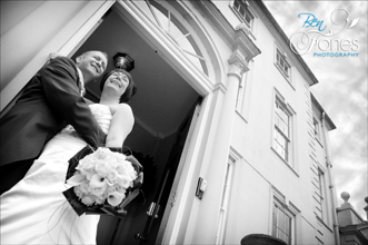 Justine & Jonathan – 4th June 2011 – Somerford Hall, Brewood
