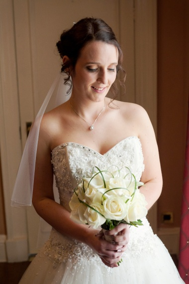 Danielle & Michael - The Park House Hotel, Shifnal - Wedding Photography West MIidlands