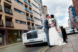 Danielle & Nick - The Place Hotel, Manchester - Wedding Photography from the West Midlands and Abroad