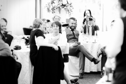 Joely & Tom Attwater - What a wedding at Dunchurch Park Hotel