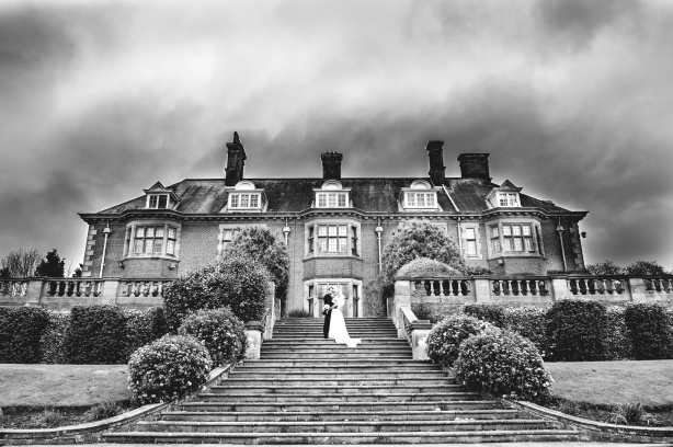 Joely & Tom Attwater - What a venue! what a couple! what a wedding! - Dunchurch Park, Rugby!